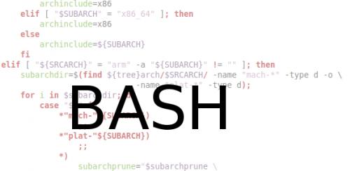 Hlavička obrázek BASH