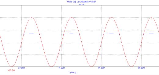 Stabilizace zenerovou diodou